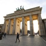 Brandenburg Gate - Trip to Berlin 2015
