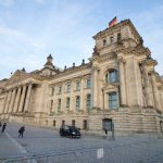 Reichstag Building - Trip to Berlin 2015