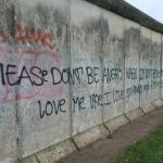 The Berlin Wall - Trip to Berlin 2015